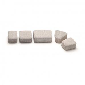 Тротуарная плитка Авеню Римский Камень К-6 жемчужина 109х118х60 мм