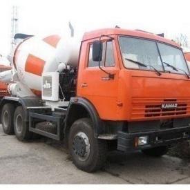 Бетон П3 В40 F200 W6 М500 З ТМ «Бетон від Ковальської»