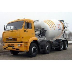 Бетон П4 В35 F200 W6 М450 СМ ТМ «Бетон от Ковальской»