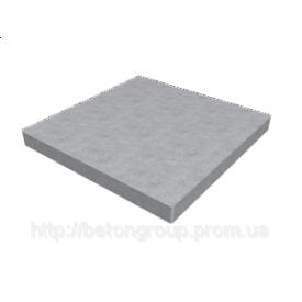 Плита тротуарна 5П7-І 500*500*70 мм