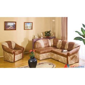 Угловой диван Модерн Фокус 2240х920х1520 мм