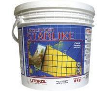Эпоксидный заполнитель для швов Litokol Litochrom Starlike 2,5 кг