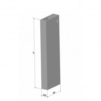 Вентиляційний блок ВБ 28 910*300*2780 мм