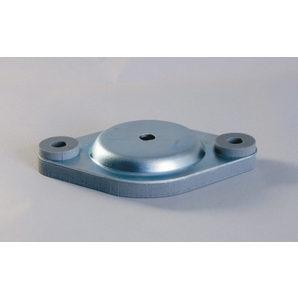 Опорна пластина з ізоляцією Isotop FP/K 1-4