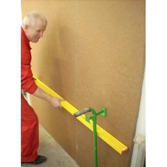 Утепления стен теплоизоляционными плитами Isoplaat