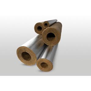 Теплоизоляционный цилиндр Knauf Insulation KPS AluR 1000x25 мм
