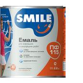 Эмаль SMILE ПФ-115 25 кг бирюзовый