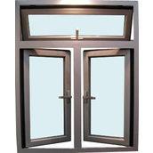 Вікно з теплого алюмінію
