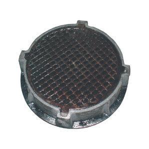 Люк чавунний каналізаційний магістральний ВМ 40 т (2.08)