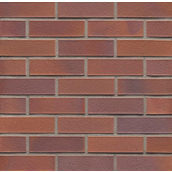Клинкерная плитка Muhr Klinker LI-NF 04 Rotbraun-bunt glatt 240х14х71 мм