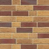 Клинкерная плитка Muhr Klinker LI-NF 19 Rubin beige-nuanciert geflammt rustik 240х14х71 мм