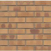 Клинкерная плитка Muhr Klinker LI-NF 06 K Hellbraun-bunt Kohle glatt 240х14х71 мм