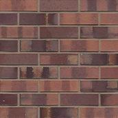 Клинкерная плитка Muhr Klinker LI-NF 04 S Rotbraun-bunt spezial glatt 240х14х71 мм