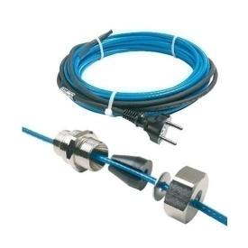 Саморегулюючий нагрівальний кабель в трубу DEVI DEVIpipeheat ™ 10 140 Вт