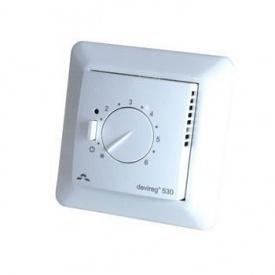 Терморегулятор электронный DEVI DEVIreg 530