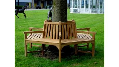 Меблі для саду своїми руками