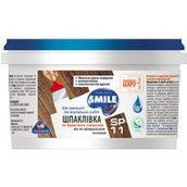 Шпатлевка SMILE SP-11 0,7 кг орех