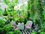 Зимовий сад у житловому будинку