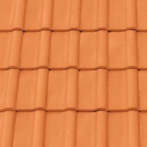 Черепиця керамічна вентиляційна Tondach Румба Угорщина 300х500 мм теракота