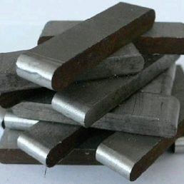 Шпонка сталева ст.45 6х6 мм