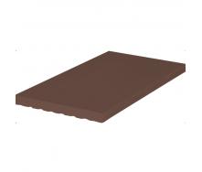 Напольная плитка King Klinker 245*245*14 мм коричневая