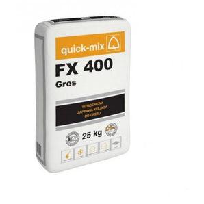 Клеевая смесь Quick-mix FX 400 Gres для керамогранита 25 кг