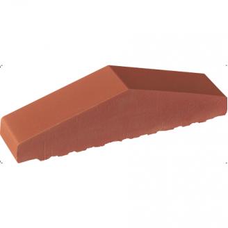 Профильный кирпич полный King Klinker КО 180*120*100*58 мм красный