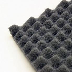 Звукопоглощающая плита Mappysil 350 Pyramid 1000х1000х70 мм