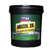 Двухкомпонентная битумно-полимерная мастика TYTAN PROFESSIONAL Abizol 2K 30 кг