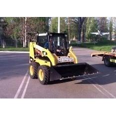 Аренда мини-погрузчика Caterpillar 216 B3 35 кВт
