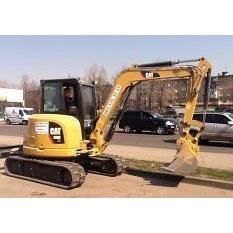 Аренда мини-экскаватора Caterpillar 305 E 31,2 л.с