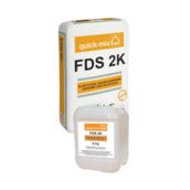 Эластичный гидроизоляционный раствор Quick-mix FDS 2K 24 кг