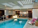Интерьер бассейна в доме