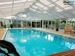 Крыша для бассейна