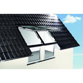 Фасадне вікно Roto WFA Designo R18 H 92,6х93 см