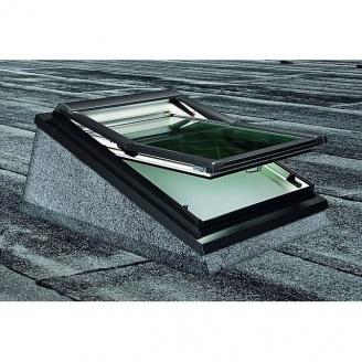 Система окладов для плоских крыш Roto Designo EBR FLD 68*120 см