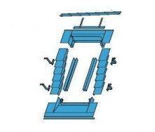 Оклад для глибокої установки Roto ETL 74х160 см