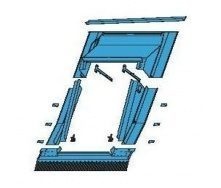 Оклад Roto EAK для збільшення кута нахилу покрівлі 74х140 см