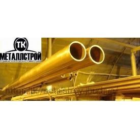 Труба латунная Л63 25х2 мм