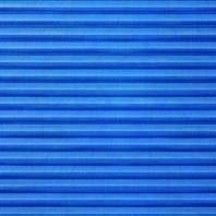 Плиссированная штора Roto ZFA 74х160 см синяя A-113