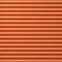 Плиссированная штора Roto ZFA 94х140 см оранжевая B-124