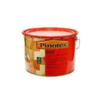 Деревозащитная грунтовка Pinotex Base 10 л бесцветная