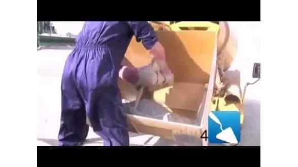 Как делается бетон