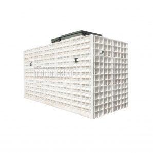 Автономная канализация ТОПОЛ-ЭКО ТОПАЭРО 16 5,25x2,2x3,0 м