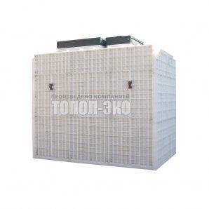 Автономная канализация ТОПОЛ-ЭКО ТОПАС 50 Пр 3,16x2,2x3,0 м