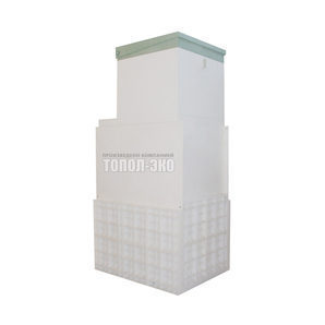 Автономная канализация ТОПОЛ-ЭКО ТОПАС 8 Long 1,6x1,2x3,1 м