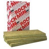 Минеральная вата Rockwool Rockmin Plus 50х610х1000 мм
