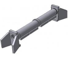 Портальная стенка СТК-5 (СТ-10) 2720*1220*350 мм