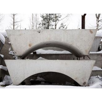 Лекальный блок БЛ № 4 1.201 2010*1190*430 мм
