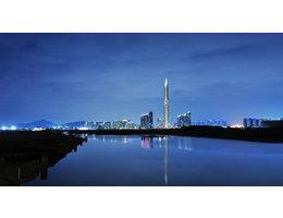 В Южной Корее построят первый в мире «невидимый» небоскреб ФОТО